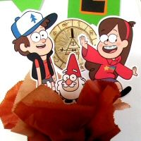 CyberParty.cl - Cotillon Gravity Falls