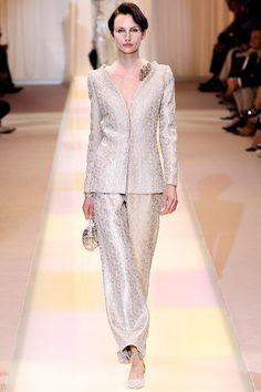 Armani Prive Haute Couture otoño-invierno 2013-14
