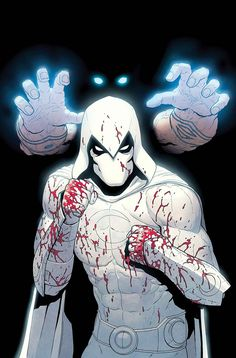 Browse the Marvel Comics issue Moon Knight Learn where to read it, and check out the comic's cover art, variants, writers, & more! Comic Book Characters, Marvel Characters, Comic Books Art, Marvel Comics Art, Marvel Heroes, Marvel Marvel, Marvel Universe, Marvel Moon Knight, Mode Cyberpunk