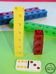 Looking for a fun Kindergarten Addition activity? Addition Activities, Math Addition, Kindergarten Addition, Kindergarten Activities, Teaching Math, Preschool Activities, Kindergarten Classroom, Cubes Math, Math Numbers