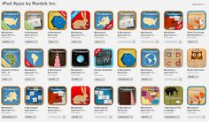 Rantek is a developer of some really nice, Montessori based apps. Some of my favorites for kindergarten are the 100 Board, Animal Kingdom, . Differentiated Instruction, Media Center, Digital Technology, In Kindergarten, Really Cool Stuff, Cool Kids, Coding, Classroom, Student