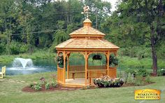 I would love to put something like this on the hill behind my house overlooking the Mississippi River.