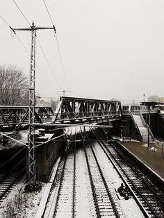 Berlin Ostkreuz (alter Bahnsteig) von Tobias Machhaus