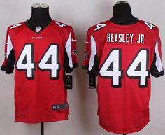 ... cheap mens atlanta falcons 44 nike falcons 44 vic beasley jr red team  color mens stitched f59086551