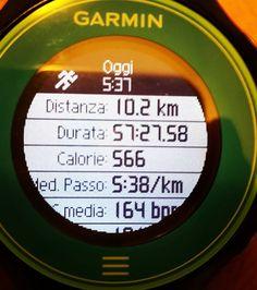 #runningintherain  #instarun #igrunners @garmin @garminitaly #igersitalia #igrunner #mercoledì #wednesday #training #instatraining #followme #followforfollow #forerunner #fr610 @saucony #nessunascusa #buongiorno #earlybird #runlover @justrunnnxc #runbeforethesun #runnerscommunity