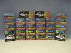 Xtraction Slot Car Exclusive! The Fast & The Furious HO 1:64 Lot of 24! Yenko  #JohnnyLightning