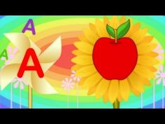 Nursery Rhymes for Children : Phonics Song - ABCD - YouTube