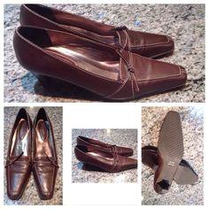 Alfani brown pumps 8AA Cute brown pumps Alfani Shoes Heels