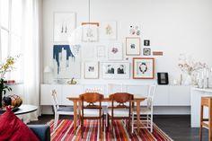 我們看到了。我們是生活@家。: 瑞典攝影師&室內風格師Pernilla Hed