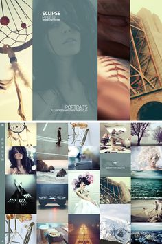 Eclipse - Photography Website Template