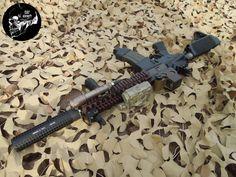SYSTEMA M4 PTW CQBR BLOCK II