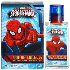 EP Line Ultimate Spiderman, toaletná voda pre deti 30 ml | parfums.sk