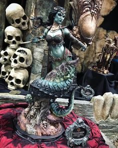 """390 Likes, 3 Comments - Court Of The Dead (@courtofthedead) on Instagram: """"Gallevarbe has her eyes set on #SDCC #Booth1929"""""""