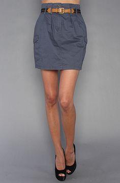 $29 The Devan Skirt in Blue Night By Jack BB Dakota