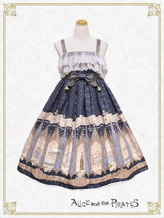 The grace~Hymn of the departure~jumper skirt Ⅱ | BABY,THE STARS SHINE BRIGHT