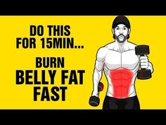 Belly Fat Destroyer Workout 11 - Burn Fat Fast - Sixpackfactory - YouTube
