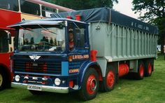 aec octopus 111 tipper lorry - Google Search Vintage Trucks, Old Trucks, Marshall Major, Old Lorries, Routemaster, Bus Coach, London Bus, Classic Trucks, Buses