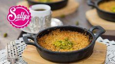 Künefe / Konafa / Kanafeh – orientalisches Dessert