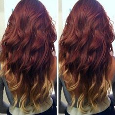 "Check out Carol Ri  Vodpod's ""Stunning ombre hairstyle"" Decalz @Lockerz"
