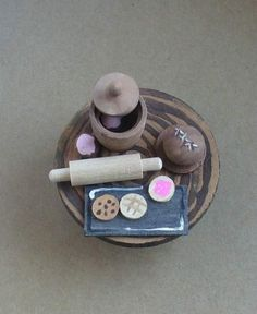 Such cute goodies for Fairy Garden play ~ from The Enchanted Cupboard