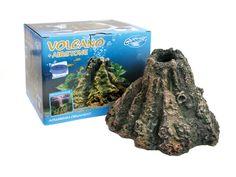 Volcano Ornament CAD29