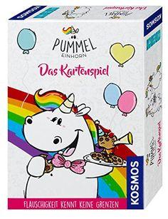 KOSMOS Spiele 697785 - Pummeleinhorn, Kartenspiel