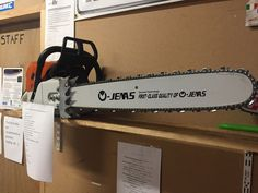 O-jenas Craftop Bar and chain. professional saw. High torque and rpm of This is a professional chainsaw not for the faint hearted! Jena, Chainsaw, Power Tools, 12 Months, Outdoor Power Equipment, Bar, Shop, Electrical Tools, Store