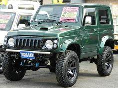 スズキ ジムニー 660 4インチUP カスタム | 自動車保険ページ画像