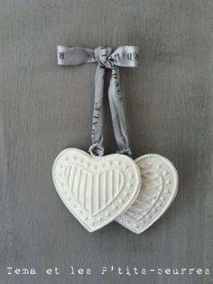 .to make like the salt dough you make christmas ornaments from. hang on door knobs