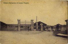 Lonate Pozzolo - Campo di aviazione - Anni '30