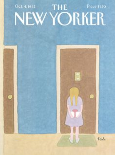 The New Yorker - Monday, October 4, 1982 - Issue # 3007 - Vol. 58 - N° 33 - Cover by : Heidi Gonnel