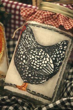 hen illustration