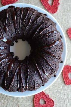 This Drunken Chocolate Fruit Cake is not your traditional fruit cake ...
