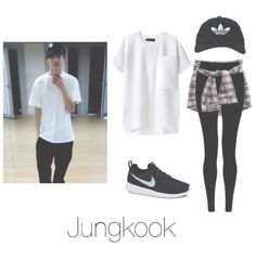 Not a fan of bts but i loove kfashion