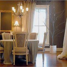 Taupe Drapes - Design, decor, photos, pictures, ideas, inspiration ...