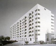 Art, Architecture and Engineering Library: Boavista Residential Complex; 1991-1998; Siza, Álvaro