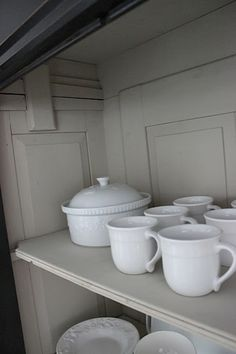 The Kitchen Armoire