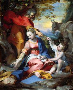 Federico Barocci Painting