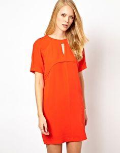 Image 1 ofWhistles Daria Silk Dress