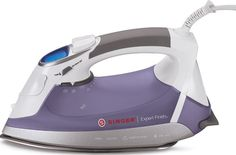 [Blog] SINGER Expert Finish Steam Iron Review - http://www.ironsexpert.com/singer-expert-finish-review/