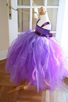 """colorful flowergirl tutus 
