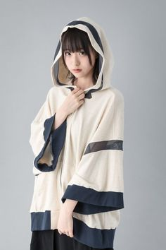 Cute Kawaii Girl, Drawing Clothes, Teenager, Ulzzang Girl, Japanese Girl, Asian Woman, Cute Girls, Raincoat, Cosplay