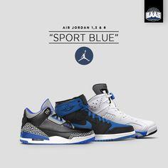 Air Jordan 1,3 & 6 Family | Now online! | www.sneakerbaas.nl | #BaasBovenBaas #air #jordan #family