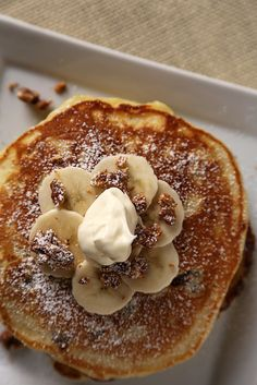 Banana nut Pancake Recipes to Get Excited About