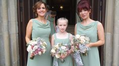 vintage bouquets by The Posy Barn