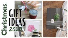 Christmas Gift Ideas 2020 ~ Simple Christmas Gift Ideas ~ Handmade Chris...