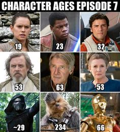 Rey and Kylo can be the next Leia and Han!! Why you might asked because Han was 10 years older than Leia and Kylo is 10 years older than Rey!