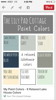 New house pallet