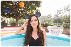 Disneyland Senior Photos Orange County