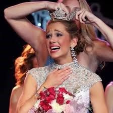 "Miss America Contestant Says Lyme Disease ""the Worst Experience of My Life"" --what a courageous woman."